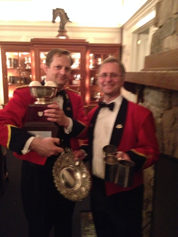 Mess Rules Mess Dress Golds Dragoons